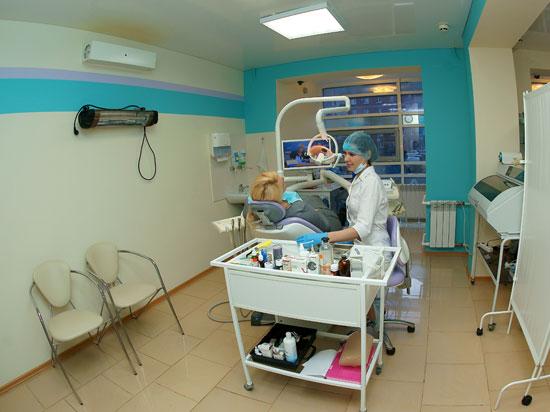 Фототур по клинике