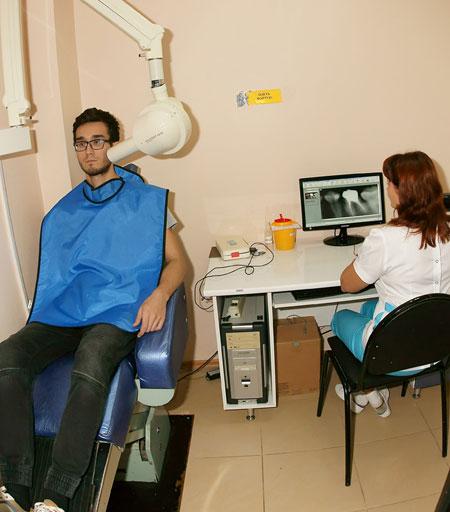 Цифровая рентгенодиагностика в Уфе