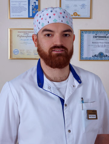 Рамазанов Анвар Сиярович