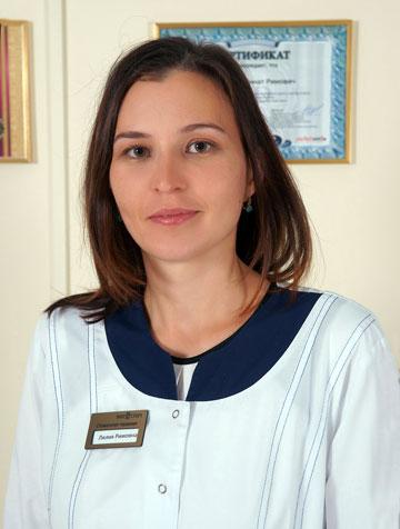 Сафина Лилия Римовна